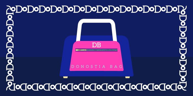 DB - DONOSTIA BAG DAY