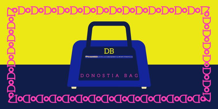 DB - DONOSTIA BAG NIGHT